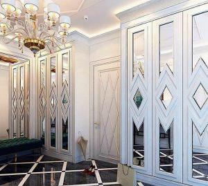 Двери с делителем наклейкой Северодвинск