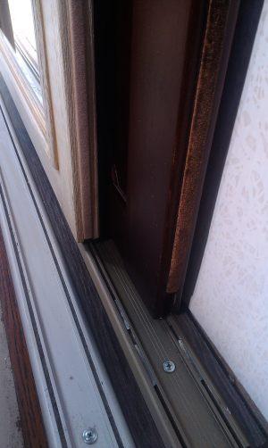Двери массив на нижней направляющей Северодвинск