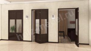 Двери гармошка Северодвинск