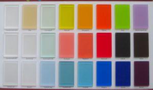 Акриловое стекло матовое для радиусных шкафов-купе и радиусных межкомнатных перегородок Северодвинск
