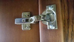 Петля для распашной двери с доводчиком Северодвинск