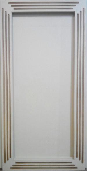 Рамочный фасад с фрезеровкой 2 категории сложности Северодвинск