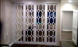 Двери с фигурной филенкой, эмаль Северодвинск