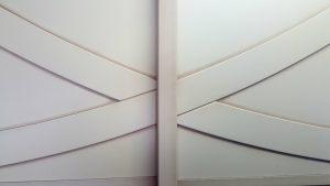 Вставка в дверь с накладками Северодвинск